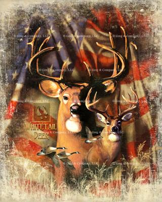 GREGCO JCSB Deer