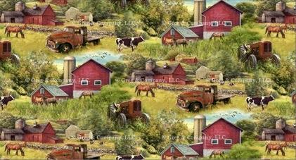 GREGCO Barns-Trucks