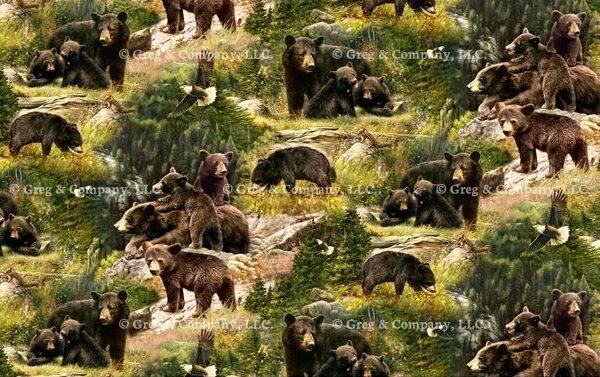 GREGCO Bears