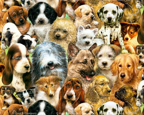 GREGCO P Dogs