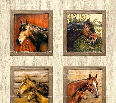 GREGCO T Horses