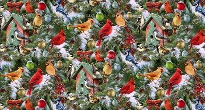GREGCO Winterbirds