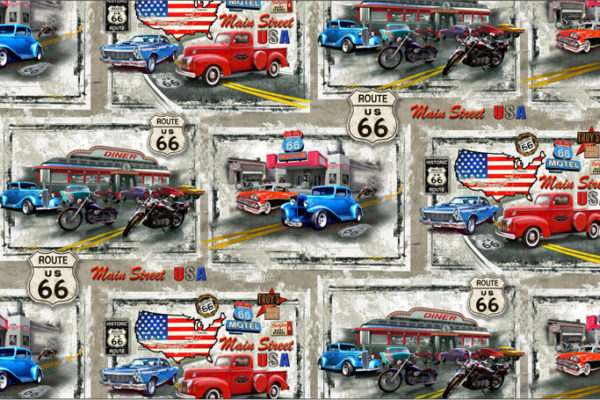 GREGCO RT66-Patch