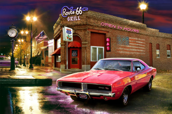 GREGCO 445 1969 Dodge Charger