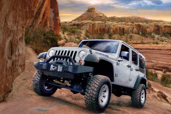 GREGCO Greg Giordano 504-5 Jeep 1
