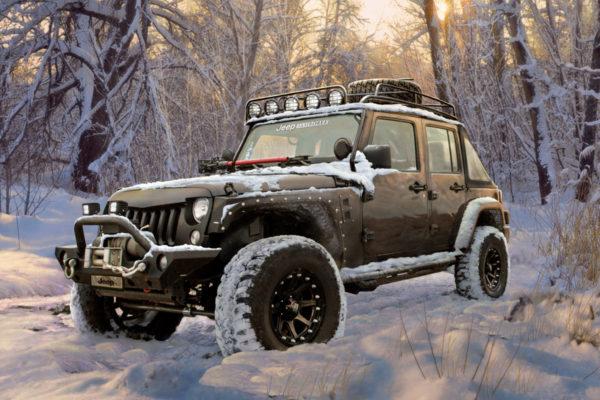 GREGCO Greg Giordano 506 Jeep 4